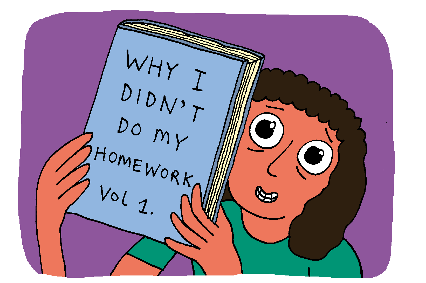 Homework excuses that work