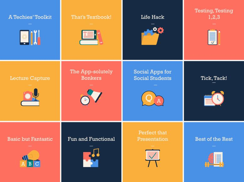 best apps for students logo