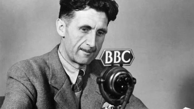 a biography of eric blair known as george orwell Read a concise summary of george orwell's life and works  orwell was born eric arthur blair on 25 june 1903 in eastern india,.