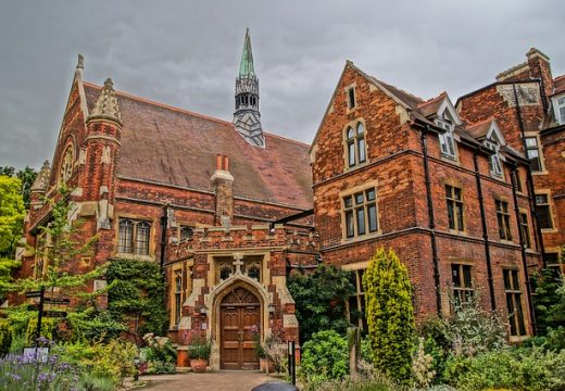 Homerton College Cambridge