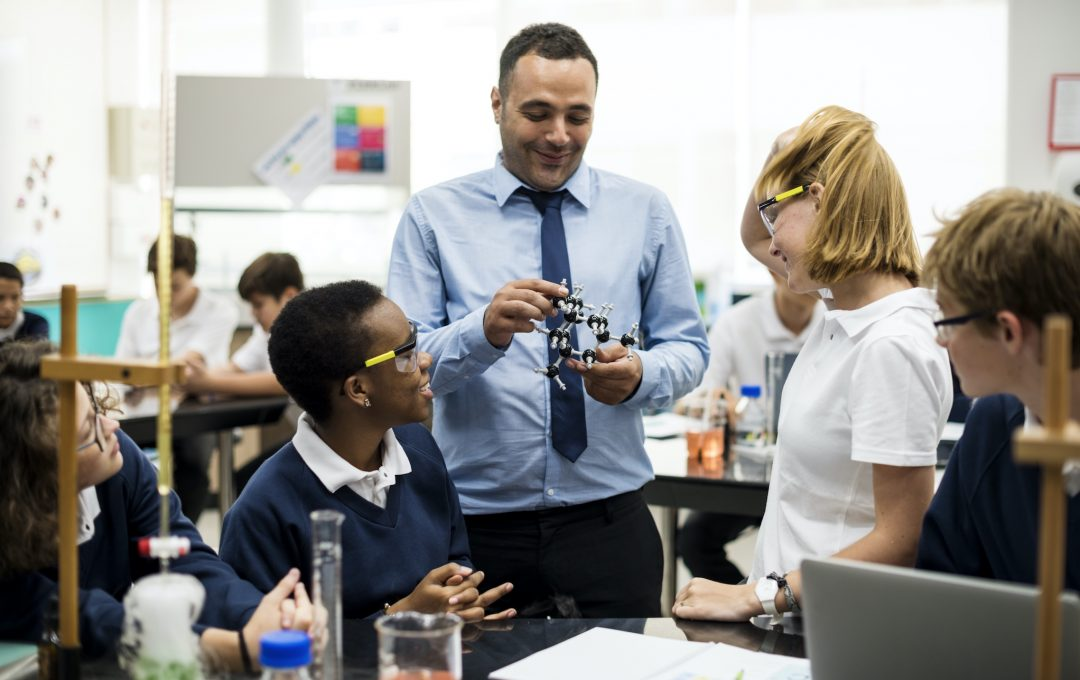 science-teacher-with-pupils